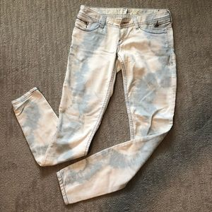 Express Multicolor Jeans